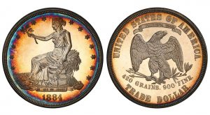 Trade Dollar Rarities Highlight Stack's Bowers' March 2020 Baltimore Auction