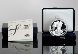 2020-W Proof American Silver Eagle Starting Sales And Photos