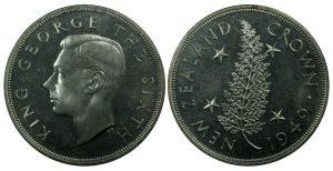 Rare New Zealand Coins In NY International Auction Jan. 18