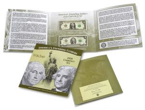 America's Founding Fathers Currency Set for 2020
