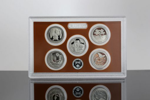 Photo of 2020 America the Beautiful Quarters Proof Set - Lens