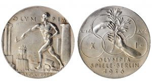 Stack's Bowers Galleries April 2020 Auction Features Medals by Jacques Wiener