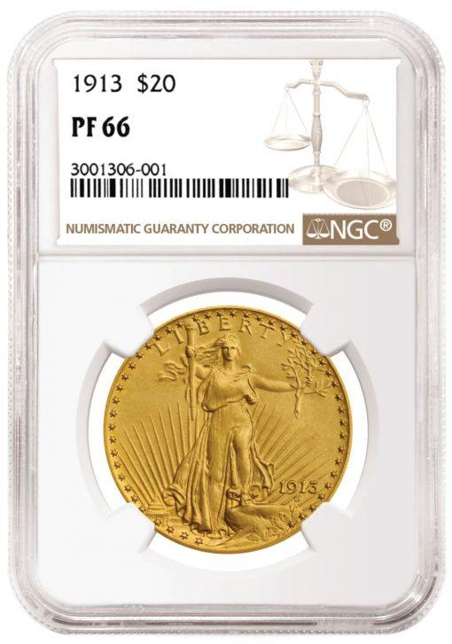 1913 Saint-Gaudens Double Eagle