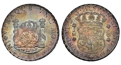 NGC Raw Coin Imaging Examples