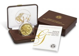 2020-W $50 Proof American Buffalo Gold Coin Released