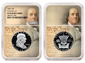 NGC Attributing Tomaska Die Varieties for Franklin and Kennedy Half Dollars