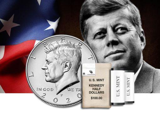 2020 Kennedy Half Dollar