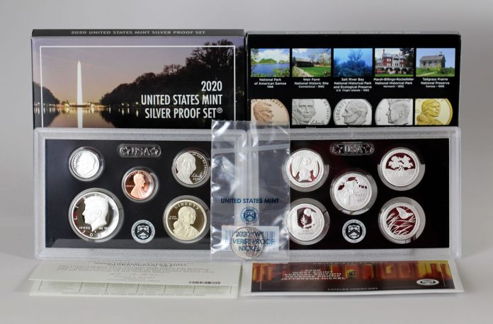 CoinNews photo of US Mint 2020 Silver Proof Set