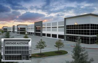 New Heritage Auctions headquarters