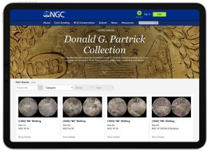 NGC: Gallery of Donald G. Partrick Collection Updated