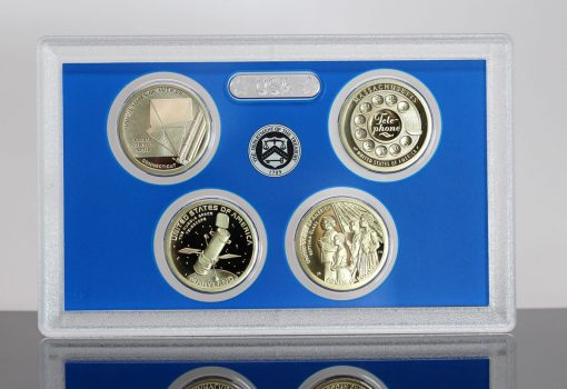 CoinNews Photo 2020 American Innovation Dollar Proof Set