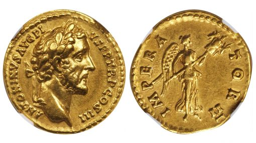 Lot 71049: ANTONINUS PIUS, A.D. 138-161. AV Aureus