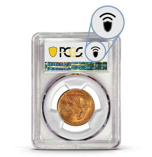 PCGS NFC symbol