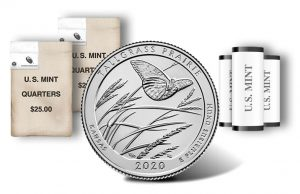 Tallgrass Prairie Quarters for Kansas Released