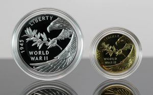 US Mint Sales: WWII Gold Coin and Silver Medal Debut