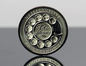 US Mint Sales: Massachusetts $1 and Marsh-Billings-Rockefeller 5-Ounce Coin Debut