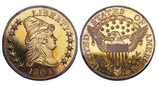1804 $10 Plain 4
