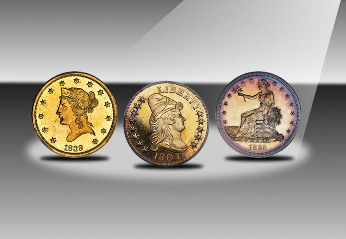 Heritage January FUN U.S. Coins Auctions Rarities