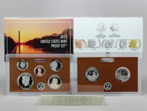 CoinNews photo 2021 Proof Set