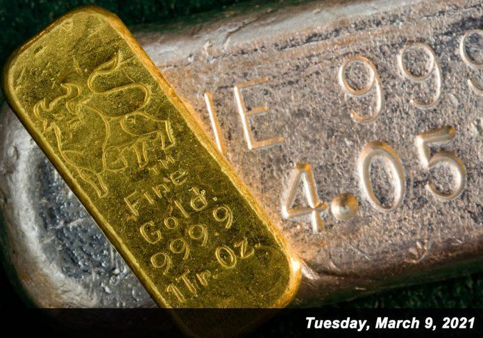 small gold bar, big silver bar mar 9,2021