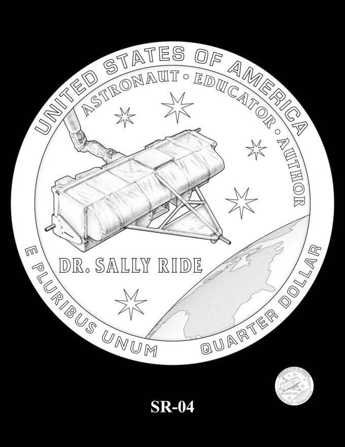 2022 Sally Ride Quarter Candidate Design SR-04