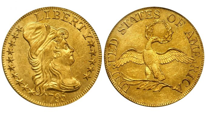 1795 Capped Bust Right Half Eagle
