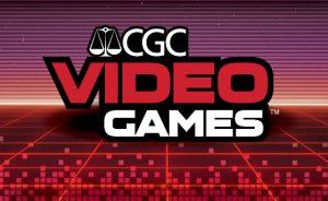 CGC Video Games Logo Graphic