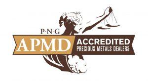 Accredited Precious Metals Dealers logo