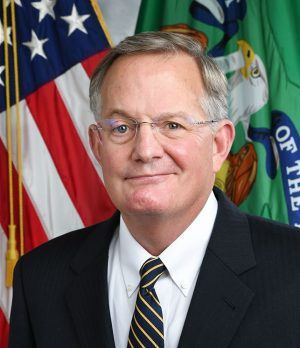 U.S. Mint photo of David J. Ryder