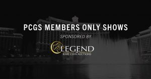 Members Only Show Lergend Banner