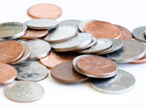 In August, the U.S. Mint struck 1.187 billion coins for circulation